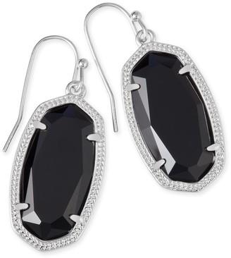 Kendra Scott Dani Drop Earrings in Silver