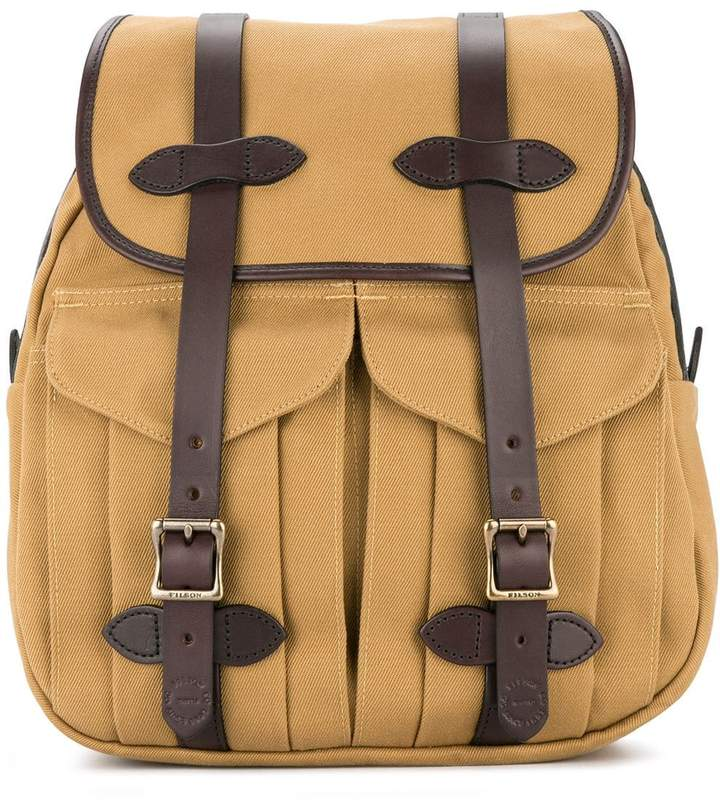 e5363b4f661 leather straps rucksack