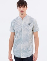 SikSilk Winter Tropics SS Fitted Shirt