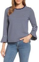 Draper James Women's Sadler Stripe Tee