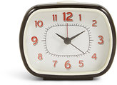 Marks and Spencer Retro Alarm Clock
