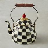 Mackenzie Childs MacKenzie-Childs Courtly Check Tea Kettle