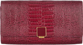 Smythson Mara Travel Clutch