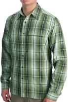 Royal Robbins Plateau Plaid Shirt - Long Sleeve (For Men)
