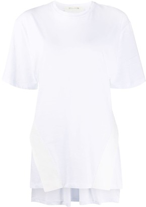 Alyx double strap detail T-shirt