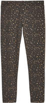 Epic Threads Glitter Star-Print Leggings, Toddler Girls, Created for Macy's