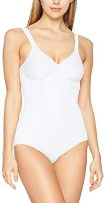 Triumph Women's Modern Soft + Cotton Bs Not Applicable Non-Wired Shaping Full Slip,(Manufacturer Size: 90D)