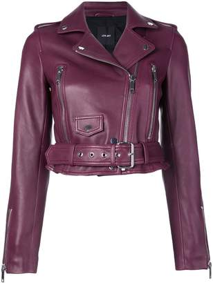 LTH JKT Mya cropped jacket