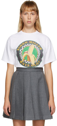 Simon Miller White Nana Loose T-Shirt