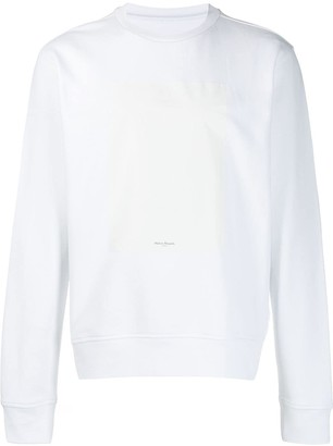 Maison Margiela self-draw sweatshirt