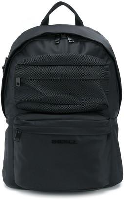 Diesel Rodyo mesh-pocket backpack