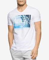 Calvin Klein Men's Big & Tall Graphic-Print T-Shirt