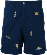 Polo Ralph Lauren Hawai embroidered shorts