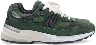 New Balance X JJJJound green 992 sneakers