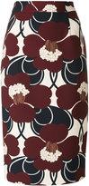 P.A.R.O.S.H. Polanski skirt - women - Polyester/Spandex/Elastane - L