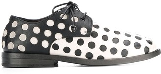 Marsèll Dotted Oxford Shoes