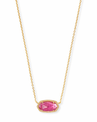 Azalea Kendra ScottKendra Scott Elisa Gold Pendant Necklace in Illusion