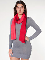 American Apparel Unisex Acrylic Two-Color Scarf