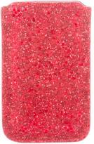 Jimmy Choo Glittered iPhone 4 Sleeve