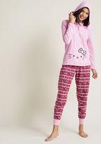 ModCloth Happy Hello Kitty Pajamas in L - Sleep Set Long
