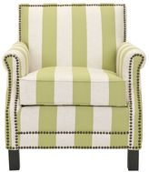 Safavieh Easton Striped Club Chair