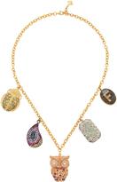 Carolina Bucci Multi Pendant Necklace