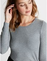 Cyrillus T-Shirt Femme Fines Côtes