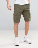 Tommy Hilfiger Cargo Shorts in Green
