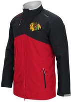 Reebok Chicago Blackhawks 2015 Center Ice Full Zip Premium Midweight Jacket