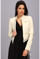 Free People Lace Up Jacket