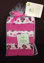 Disney baby terry washcloth pack 12 Minnie mouse by