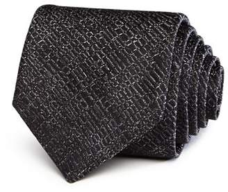 John Varvatos Graphic Stripe Classic Tie