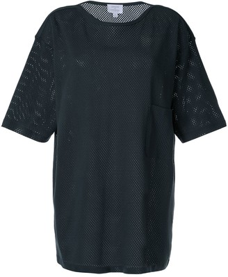 Lemaire perforated T-shirt