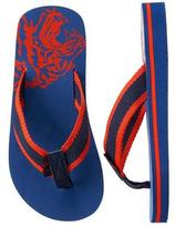 Gymboree Tiger Flip Flops
