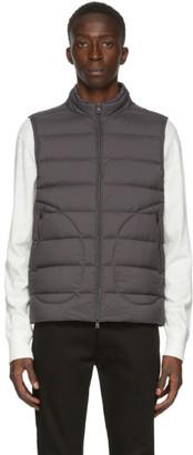 Herno Grey Down Vest