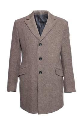 Dolce & Gabbana Beige Wool Coats