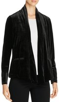 B Collection by Bobeau Isabeli Velvet Jacket