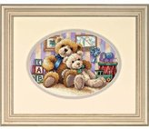 Dimensions Needlecrafts Counted Cross Stitch, Warm and Fuzzy