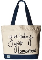 Toms Give Today Tote
