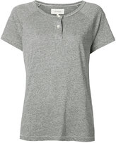 The Great henley T-shirt - women - Cotton/Polyester/Rayon - 0
