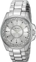 XOXO Women's Quartz Metal and Alloy Casual Watch, Color:-Toned (Model: XO209)