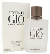 Giorgio Armani Acqua Di Gio By For Men. Eau De Toilette Spray 1.7 Oz.