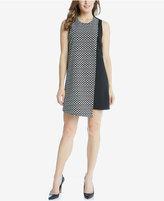 Karen Kane Asymmetrical Contrast Dress