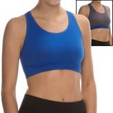 Yummie by Heather Thomson Chelsea Reversible Sports Bra - Medium Impact (For Women)