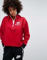 Nike Archive Half Zip Hoody