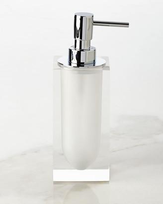 Jonathan Adler White Hollywood Pump Dispenser