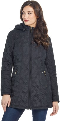 Women's Weathercast Quilted Hooded Walker Jacket