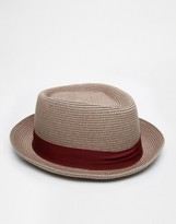 Goorin Splash Pork Pie Hat