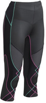 CW-X Women's 3/4 Length Ventilator Tights