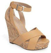 Charles by Charles David Women's Amsterdam Platform Wedge Sandal